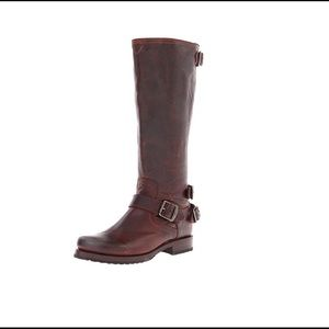 **Frye Veronica Zip Back tall boots-Great deal $65